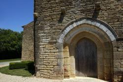 Abbaye de Gramont à Saint Prouant