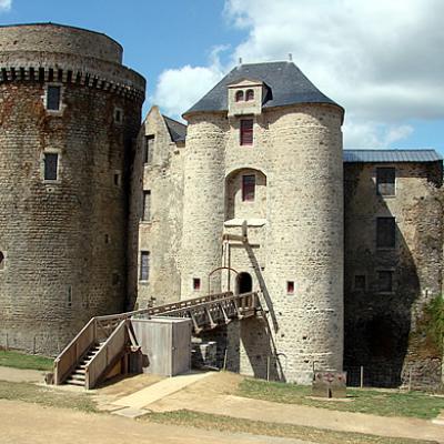 Château de Saint Mesmin