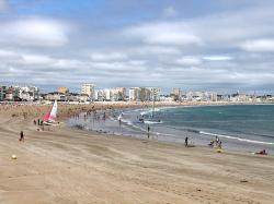 Grande plage sables d'olonne