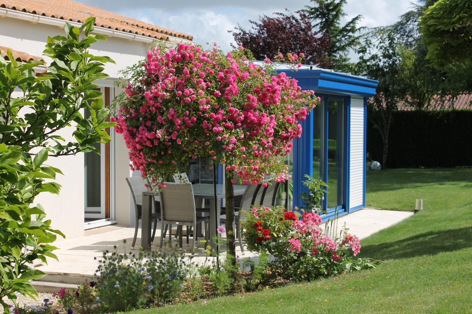 La Maison Le Jardin Fleuri