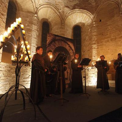 Chapelle de l'abbaye de Gramont